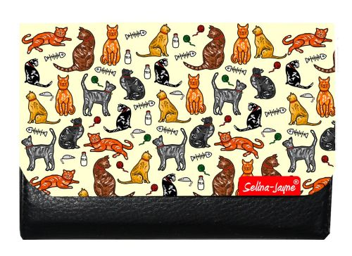 Selina-Jayne Cats Limited Edition Designer Small Purse